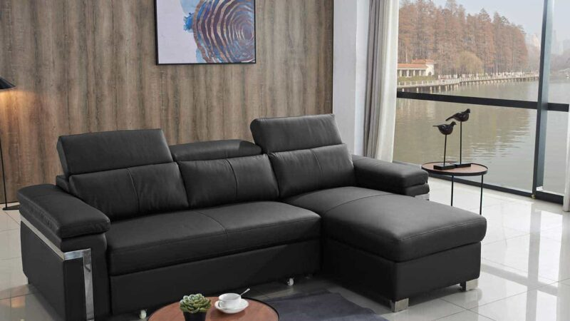 Best Chester pullout sofa chaise to buy