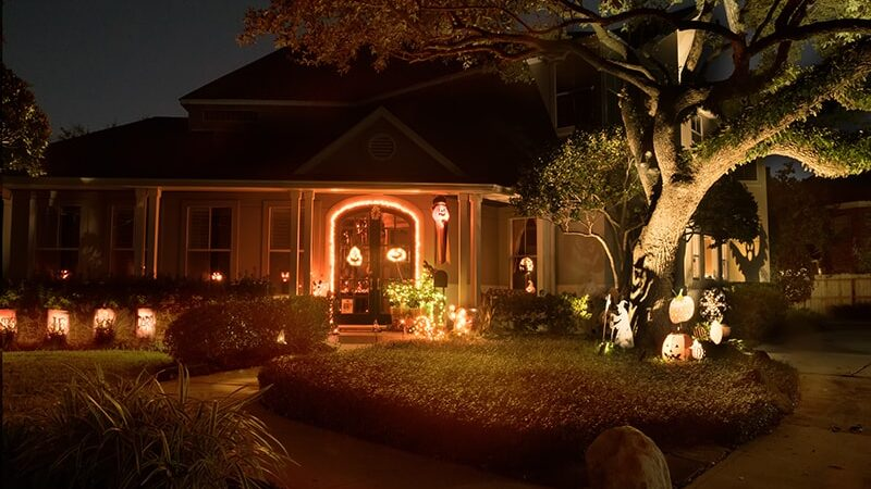 Orange porch light meaning (2021) and its significance